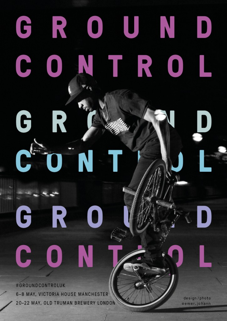 Ground Control flyer lo